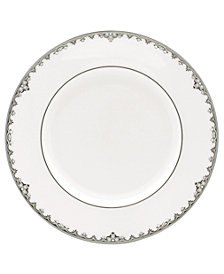 Lenox Federal Platinum Accent Plate