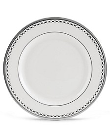 Pearl Platinum Appetizer Plate