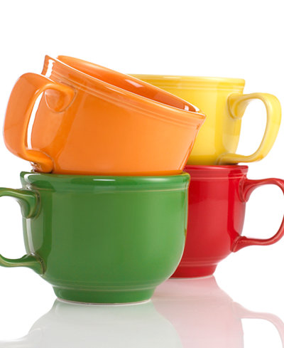 Fiesta 18-oz. Jumbo Cup Collection