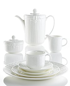 Dinnerware, Nantucket Basket Collection