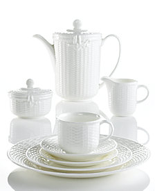 Wedgwood Dinnerware, Nantucket Basket Collection