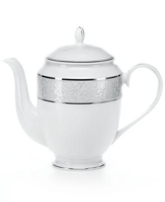 Parchment Coffee Pot