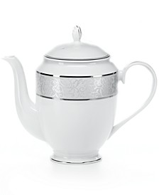 Parchment Coffee Pot