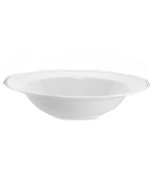 Mikasa Dinnerware, Antique White Vegetable Bowl