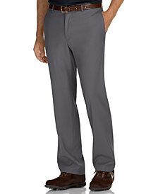 Perry Ellis Portfolio Porfolio Big and Tall No Iron Flat Front Bengaline Dress Pants