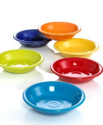 Fiesta Fruit Bowl  sc 1 st  Macy\u0027s & Fiesta Fruit Bowl - Dinnerware - Dining \u0026 Entertaining - Macy\u0027s