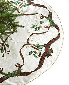 Lenox Tree Skirt, Holiday Nouveau