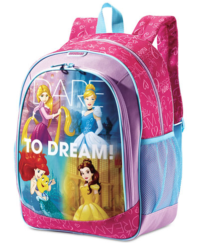 American Tourister Disney Princess Backpack Kids