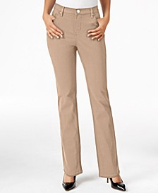 Petite Gwen Straight-Leg Jeans, A Macy's Exclusive