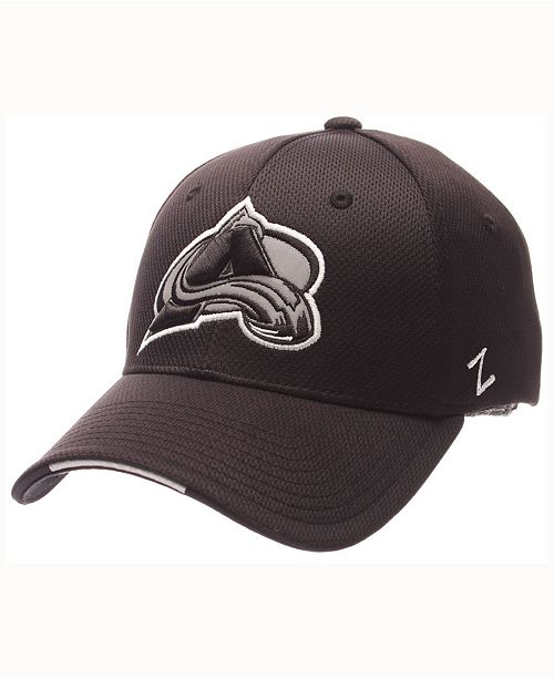 Zephyr Colorado Avalanche Synergy Flex Cap