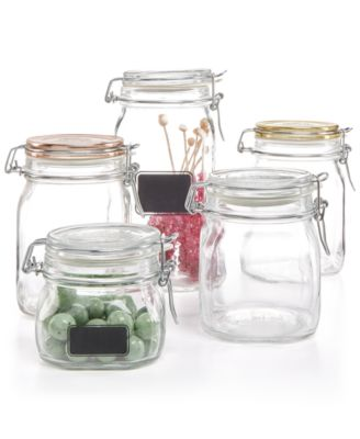 This Item Is Part Of The Bormioli Rocco Fido Jar Collection
