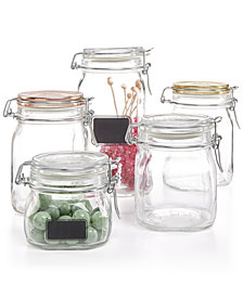 Bormioli Rocco Fido Jar Collection
