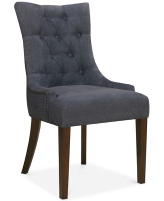 Image of Vallen Dining Chair, Quick Ship