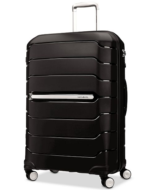 "Samsonite Freeform 28"" Expandable Hardside Spinner Suitcase"