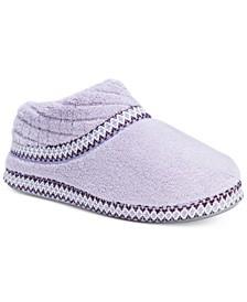 Rita Micro Chenille Full Foot Slippers