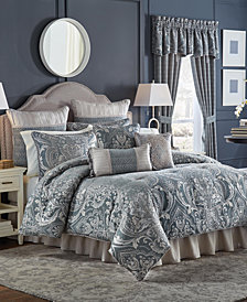 Croscill Gabrijel Queen 4-Pc. Comforter Set