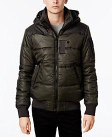 G-Star RAW Men's Hooded Puffer Whistler Jacket