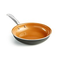 Macys deals on Bella Copper Titanium 10-inch Fry Pan