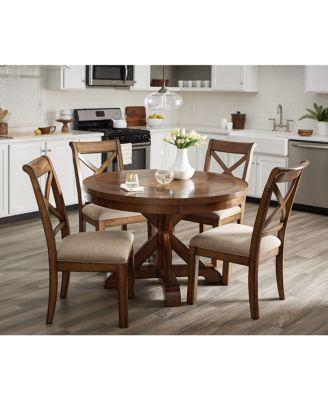 Mandara Round Kitchen Furniture Collection