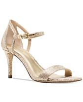 e38c92b36d2b MICHAEL Michael Kors Simone Dress Sandals