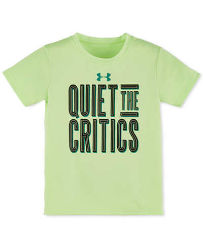 Under Armour Graphic-Print T-Shirt, Toddler (2T-4T) Little Boys (2-7)