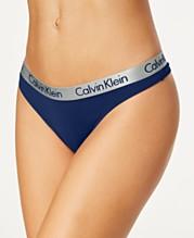 a0aa24fe7d3e59 Calvin Klein Radiant Cotton Thong QD3539