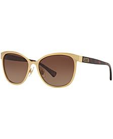 Ralph Polarized Sunglasses , RA4118