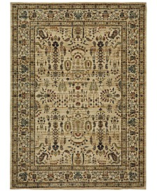 Spice Market Cassis Cream Area Rug Collection