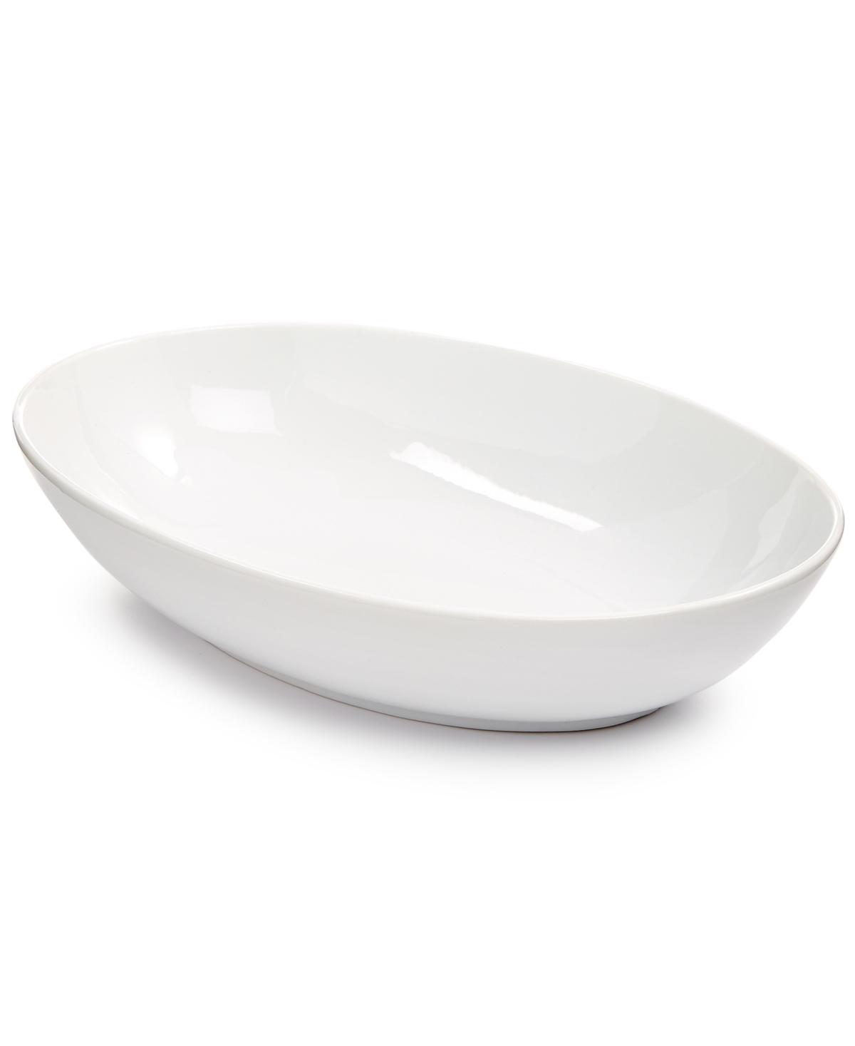 oval vegetable bowl