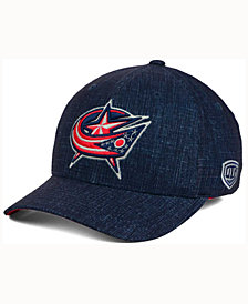 Old Time Hockey Columbus Blue Jackets Screener Flex Cap