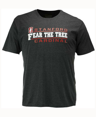 Colosseum Men's Stanford Cardinal Verbiage Stack T-Shirt