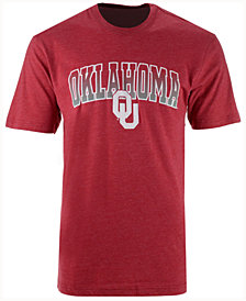 Colosseum Men's Oklahoma Sooners Gradient Arch T-Shirt