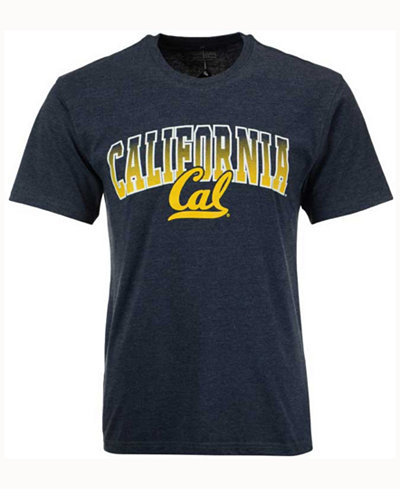 Colosseum Men's California Golden Bears Gradient Arch T-Shirt