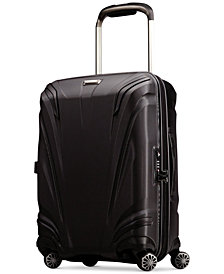 "Samsonite Silhouette XV 22"" Hardside Expandable Carry-On Spinner Suitcase"