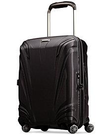 "Samsonite Silhouette XV 22"" Hardside Expandable Carry-On Spinner Suitcase"
