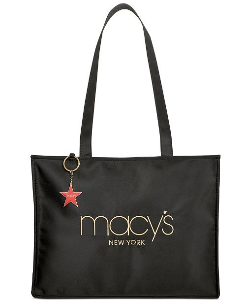 Macy's New York Shoulder Tote, Created for Macy's