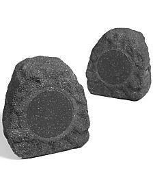 Innovative Technology Outdoor Bluetooth Rock Speakers