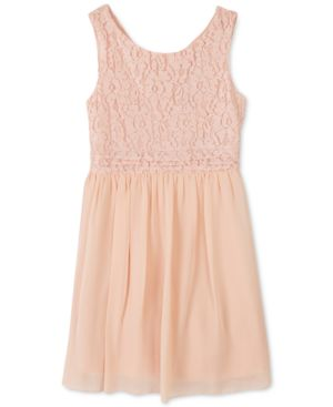 Speechless Pink Lace Party Dress, Toddler Girls (2T-5T) 5303334