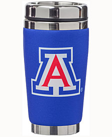 Hunter Manufacturing Arizona Wildcats 16 oz. Stainless Steel Travel Tumbler
