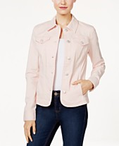 4d8e0476a Pink Jackets for Women - Macy s