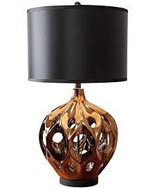 Abbyson Living Isla Ceramic Table Lamp