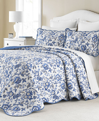 LIMITED TIME OFFER! DESIGNED EXCLUSIVELY FOR MACYS BEDDING QUILTS 50% OFF