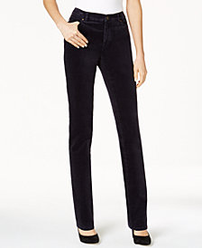 Charter Club Petite Lexington Corduroy Pants, Created for Macy's