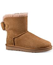 Ugg Naveah Shearling Bow Boots