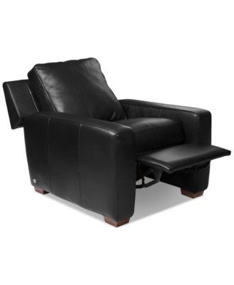 lisben leather recliner