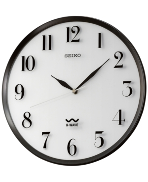 Seiko R-Wave Atomic Wall Clock