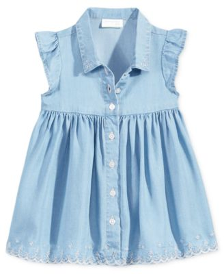 Baby Blue Dresses with Sleeves