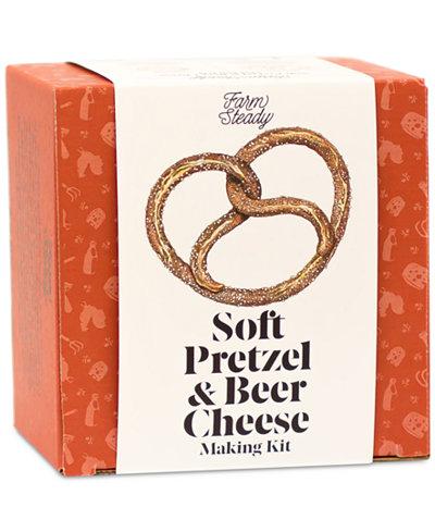 Brooklyn Brew Shop Farm Steady DIY Soft Pretzel & Beer Cheese Kit