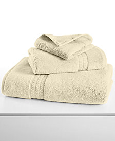"CLOSEOUT! Hotel Collection Finest Elegance 30"" x 56"" Bath Towel, Created for Macy's"