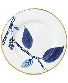 kate spade new york Birch Way Indigo Collection Saucer